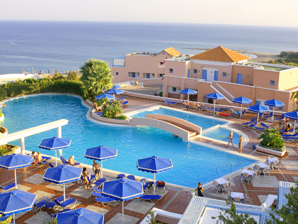 Греция, Родос,   MITSIS RODOS VILLAGE BEACH HOTEL & SPA 5* от 54 000 рублей